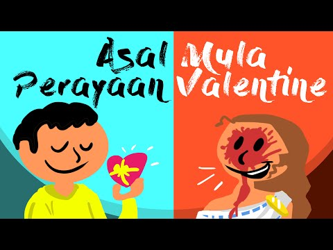 Sejarah dan Asal Usul Seputar Hari Valentine Hari Penuh Rasa Kasih
