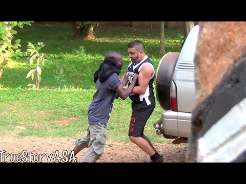 KIDNAPPED IN AFRICA PRANK! (GONE WRONG)