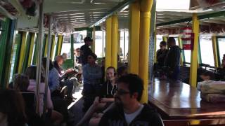 Ferry to Bundeena