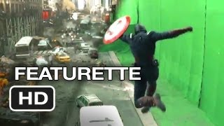 The Avengers Featurette - Industrial Light & Magic (2012) - Joss Whedon Movie HD
