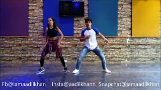 Tu cheez badi hai mast | machine |bollywood | easy dance |zumba fitness | aadil khan