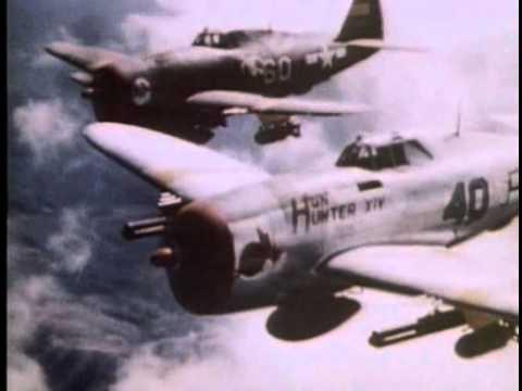 Armas De La Segunda Guerra Mundial 03 El Caza Bombardero