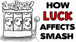 How does Luck affect Smash? (MSC Special)