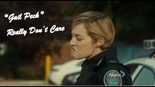 ~* Rookie Blue - Gail Peck Best Moments Season 6 - Really Don't Care *~
