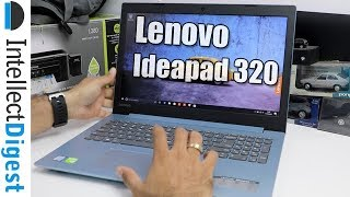 Lenovo Ideapad 320 Newest Version Unboxing And Hands On