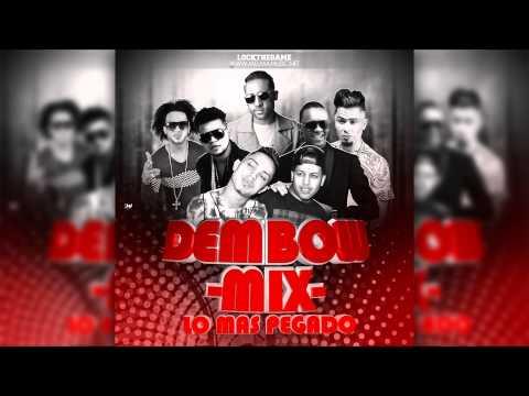 DEMBOW MIX 2016 LO MAS PEGADO