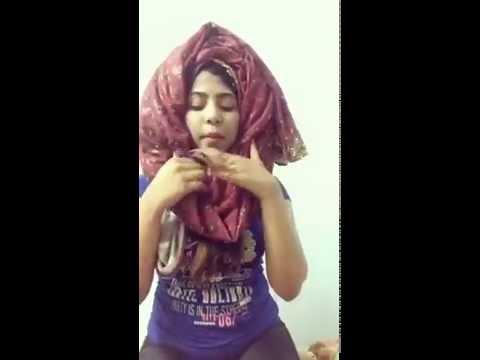 E.T.C BD : Digital hijab DEMO By Onaiza Mahmud for those stupid girls.