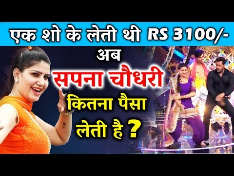 Xxx Mp4 Bigg Boss 11 Sapna Chaudhary S Journey From Rs 3100 To Salman S Favorite Contestant 3gp Sex