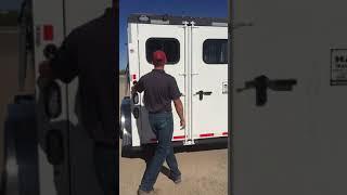 Trailer Tuesday: Trails West Sierra 4 Horse