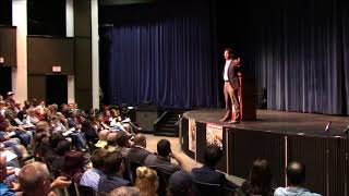 Dinesh D'Souza The Diversity Myth Full Lecture LHU
