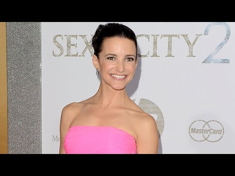 Xxx Mp4 Kristin Davis Gushes She Will Always Have Hope For Sex And The City 3 Exclusive 3gp Sex