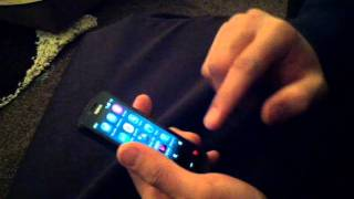 Nokia 700 hands on review - Symbian Belle Os