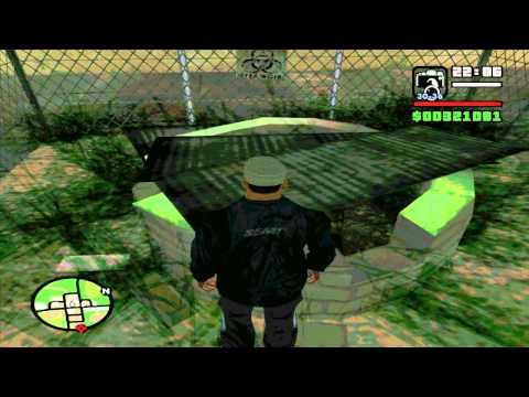 Misterios GTA San Andreas algunos no tan comunes 2 Loquendo