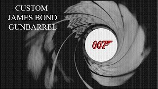 'From Russia With Love' James Bond Custom Gunbarrel (60fps) [HD]
