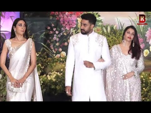 Xxx Mp4 Aishwariya Rai Abhishek Bachchan Karishma Kapoor At Sonam Kapoor S Wedding Reception 3gp Sex