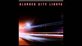Blurred City Lights - Neon Glow