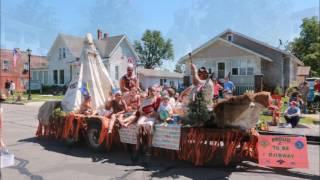 Birch Run July 4 2017 Parade