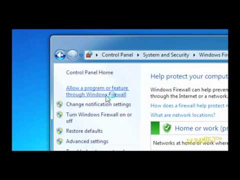 Xxx Mp4 How To Improve PC Security With Windows 7 Action Center For Dummies 3gp Sex