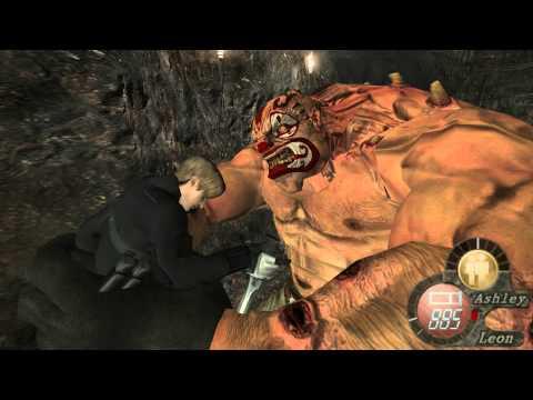 Resident Evil 4 Mod Titan Henchman