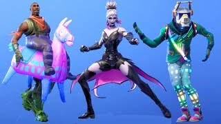 Fortnite All Dances Season 1-6