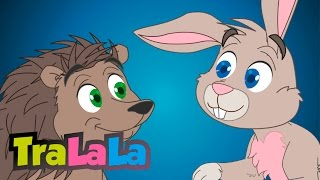Iepurașul HOP HOP HOP - Cântece pentru copii | TraLaLa