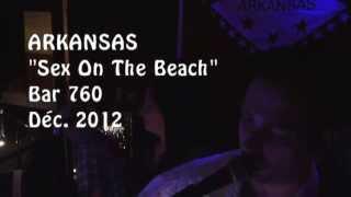 Sex On The Beach de T-Spoon (par ARKANSAS BAIE-COMEAU)