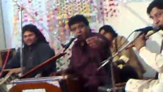 Nazakat ALi Live Ghazal (MUSHAHID RAFI FROM INDIA) 09548517207