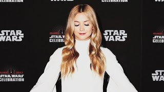 Billie Lourd Dressed as Princess Leia to Honor Late Mother Carrie Fisher at