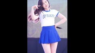 150329 여자친구(GFRIEND) '신비' - White (하얀마음) @핸즈 모터스포츠 페스티벌 직캠/Fancam by -no1-