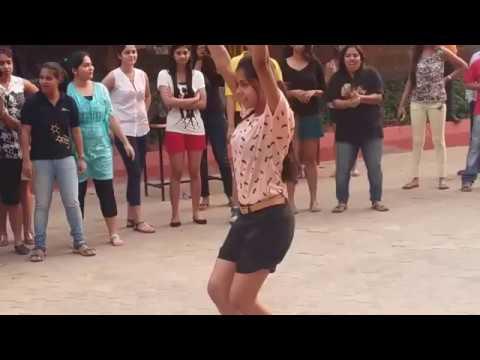 Odisha college girls dance   YouTube