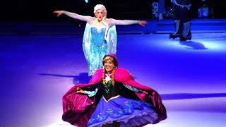Disney On Ice Frozen & More Highlights - NEW 100 Years of Magic Show 2015