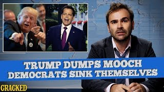 President Donald Trump Takes Dump On White House/The Mooch, Democrats Get Ready To Lose - SOME NEWS