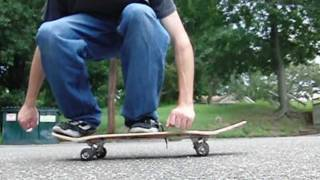 Ollie - Super Slow Motion