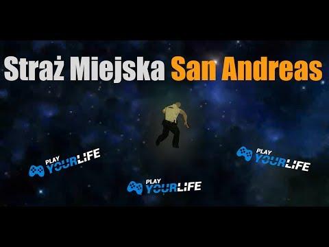 Straż Miejska San Andreas na serwerze Play Your Life MTA