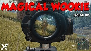 MAGICAL WOOKIE - Battlegrounds Squad UP