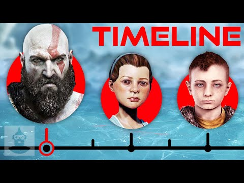 Xxx Mp4 The Complete God Of War Timeline From Ghost Of Sparta To World 39 S Best Dad The Leaderboard 3gp Sex