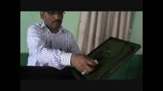 Ballot box sealing