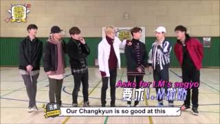 I.M (Monsta X) - Funny Compilation [ENG SUB] #4