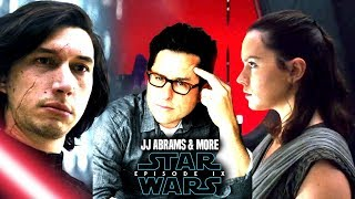 Star Wars! JJ Abrams Rewriting THIS Part For Episode 9 & More!