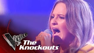 Anna Performs 'Master Blaster': The Knockouts | The Voice UK 2018