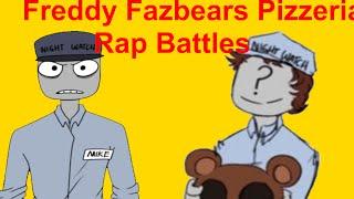 GERMAN   Mike Schmidt vs Jeremy Fitzgerald   Freddy Fazbears Pizzeria Rap Battles #1