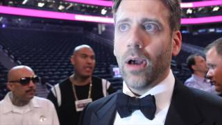 MAX KELLERMAN REACTS TO CANELO'S VICIOUS & BRUTAL KNOCKOUT OF AMIR KHAN / CANELO v KHAN