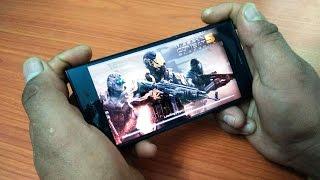 Sony Xperia XZ Gaming test