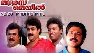 No. 20 Madras Mail 1993 Malayalam Full Movie | Mohanlal | Mamootty | Malayalam Movies Online