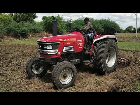Xxx Mp4 Mahindra Arjun 555 Ultra 1 2018 New Launched Tractors Village Tractor Come From Village 3gp Sex