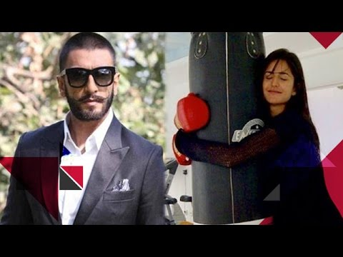 Ranveer Singh Talks About His Plans To Get Married | Katrina Hits The Gym To Get Over Her Breakup