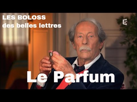 LES BOLOSS des belles lettres :  Le Parfum #BDBL