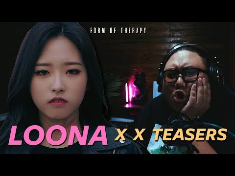 Xxx Mp4 Producer Reacts To ALL LOONA X X TEASERS 3gp Sex