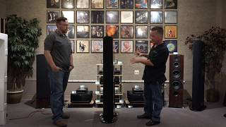 Triton Reference Unboxing At Audiolab Stereo & Video Center, Fairless Hills, PA
