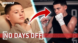11-Year-Old Boxing Prodigy   Javon